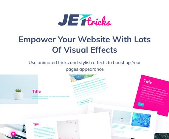 JetTricks plugin