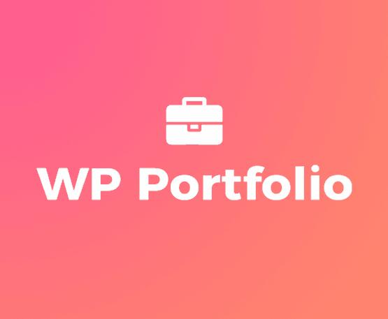 WP Portfolio - Có key lifetime