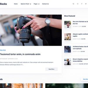 Blocks – MyThemeShop