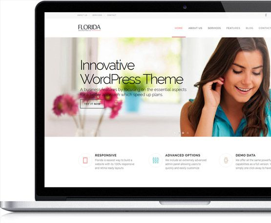 Florida - Multipurpose WordPress Theme