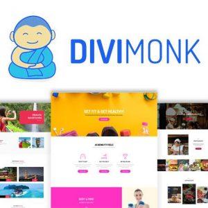 Divi Monk - Kho thư viện giao diện cho theme Divi