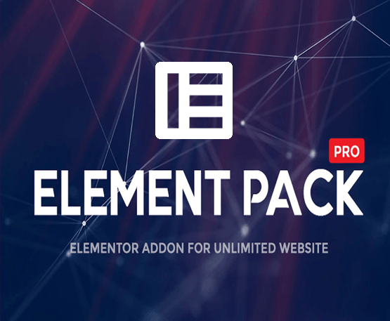 Element Pack - Addon for Elementor Page Builder