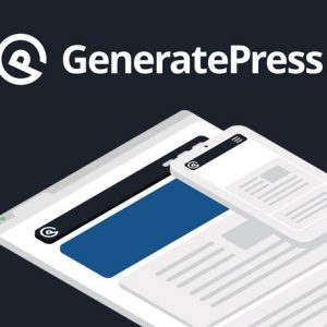 GeneratePress Premium - Cực nhẹ và chuẩn SEO