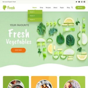 Fresh – MyThemeShop
