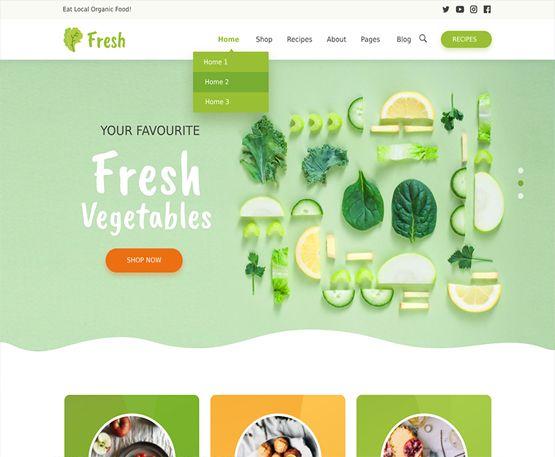 Fresh – MyThemeShop