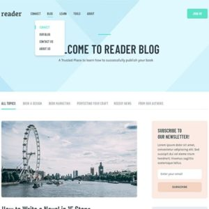 Reader – MyThemeShop