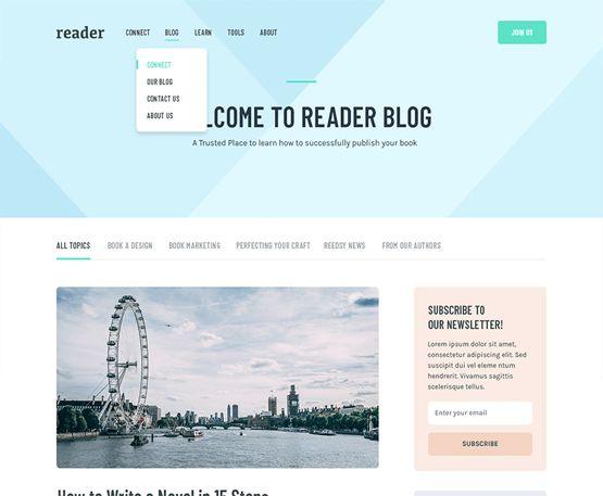 Reader – MyThemeShop