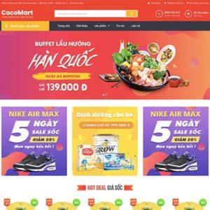Shop bán hàng online