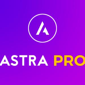 Astra Theme & Pro Addon
