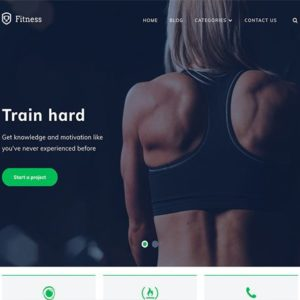 Fitness - MyThemeShop