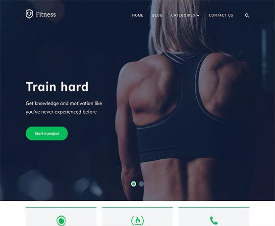 Fitness - MyThemeShop