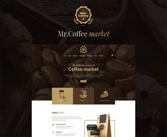 Mister Coffee - Caffeine Market Online Store