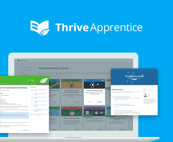 Thrive Apprentice - ThriveThemes