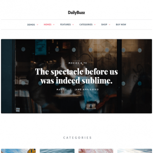Dailybuzz - MyThemeShop