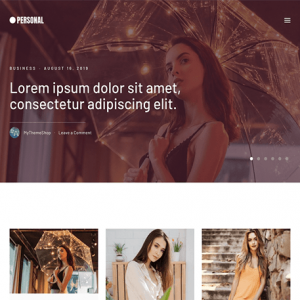 Personal - MyThemeShop