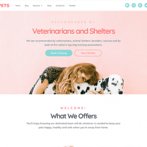 Pets - MyThemeShop