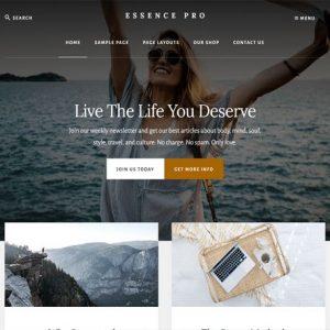 Essence Pro - StudioPress
