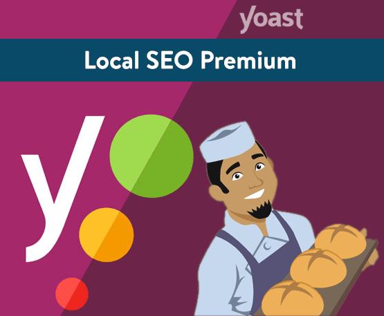 Local SEO Premium By Yoast