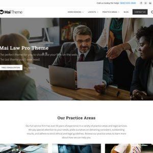 Mai Law Pro - StudioPress
