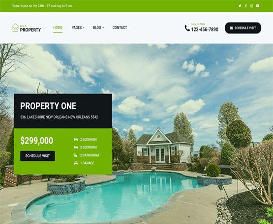 Property One - ThemeJunkie