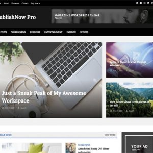 PublishNow Pro - HappyThemes