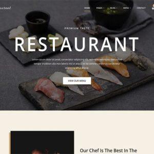 Restaurant Pro - ThemeJunkie