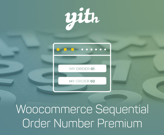 YITH Woocommerce Sequential Order Number Premium 1