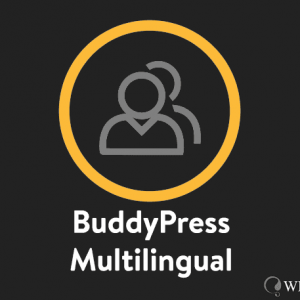 BuddyPress Multilingual