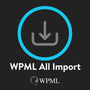 WPML All Import