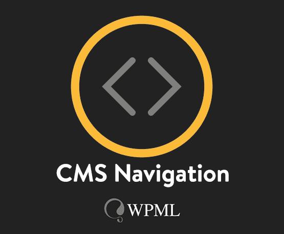 WPML CMS Navigation