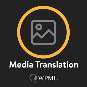 WPML Media Translation
