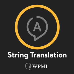 WPML String Translation