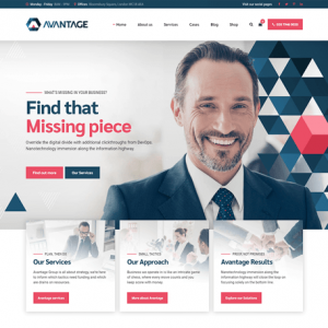 Avantage - Business Consulting
