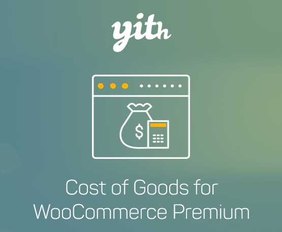 YITH Cost Of Goods For Woocommerce Premium 1