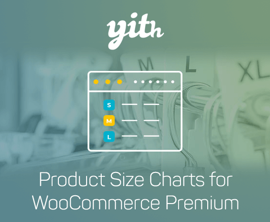 YITH Product Size Charts For Woocommerce Premium 1