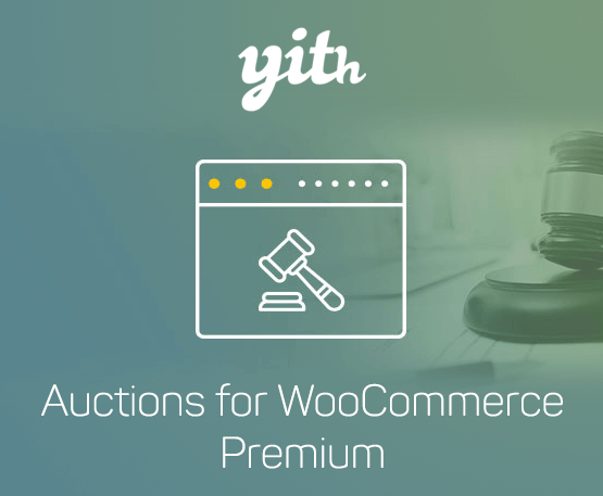 YITH Auctions For Woocommerce Premium 1