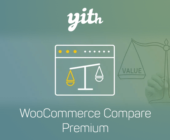 YITH Woocommerce Compare Premium 1
