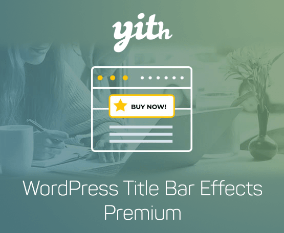 YITH WordPress Title Bar Effects Premium
