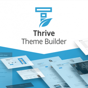 Thrive Theme Builder + Shapeshift Theme