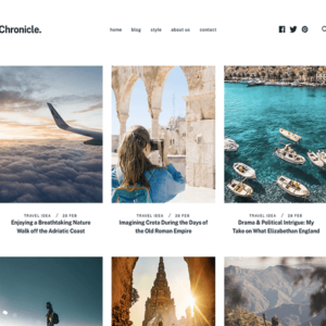 Chronicle - MyThemeShop