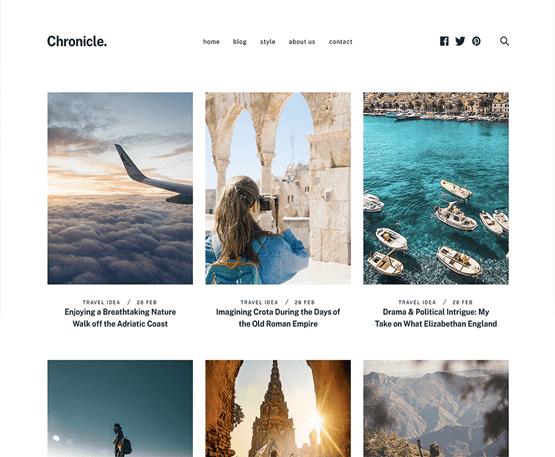Chronicle - MyThemeShop