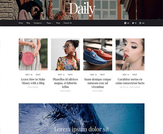 Daily - MyThemeShop