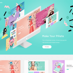 Pinata - Creative Agency Theme