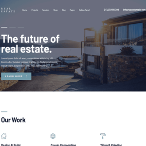 Real Estate - MyThemeShop