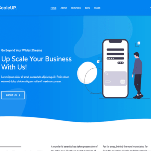 Scaleup Pro - HappyThemes