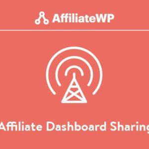 Affiliate Dashboard Sharing - AffiliateWP
