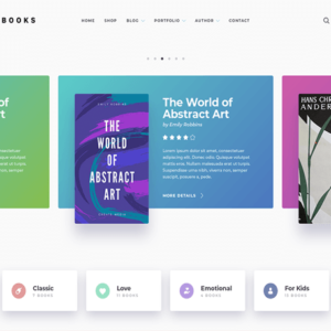 Books - MyThemeShop