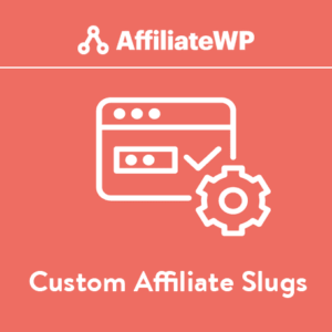 Custom Affiliate Slugs - AffiliateWP