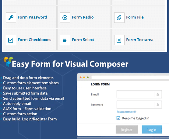 DHVC Form - Wordpress Form for WPBakery Page Builder