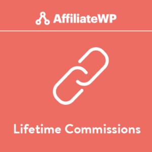 Lifetime Commissions - AffiliateWP